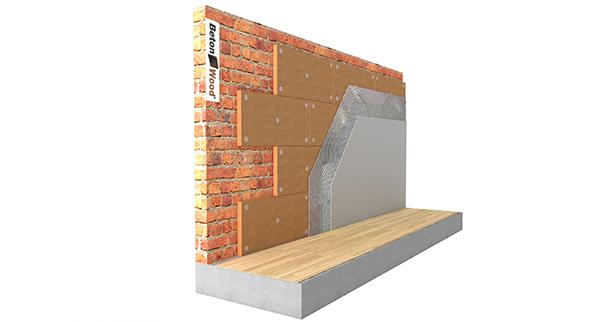 Isolamento termico isolamento parete interna